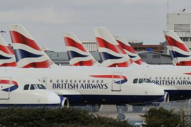 British Airways was the first major airline to announce a suspension of flights to and from China, citing the travel advice of Britain's foreign office