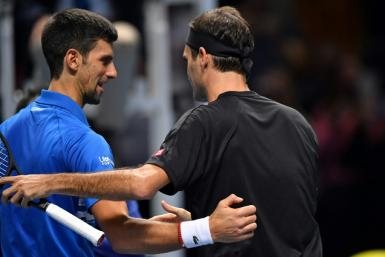 Novak Djokovic has the edge over Roger Federer in recent Grand Slams