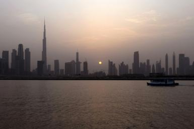 The Middle East's first cases of new coronavirus have been reported in the United Arab Emirates, where the glitzy city state of Dubai alone drew nearly a million Chinese visitors last year