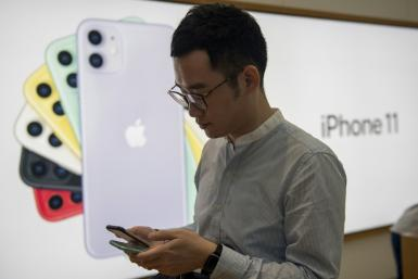 The iPhone 11 helped Apple regain the crown as leader of the global smartphone market in the fourth quarter, according to analysts