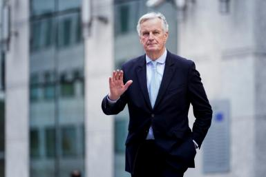 Europe's chief negotiator Michel Barnier will propose his vision for a new foundation for ties in Brussels