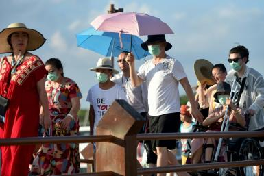 At least 5,000 Chinese tourists are currently on Bali following a flight suspension policy due to coronavirus