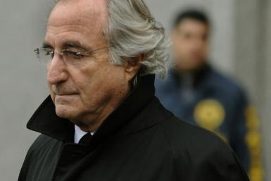 The Ponzi scheme of Bernie Madoff, pictured in 2009, was revealed during the 2008 financial crisis and resulted in many investors losing their savings