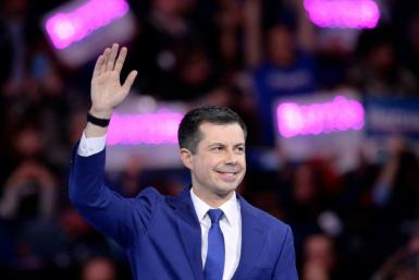 Democrat Pete Buttigieg has faced increasingly sharp criticism for his lack of national experience