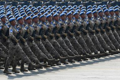 Fighting... and hacking, the US alleges: China's People's Liberation Army