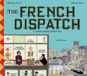 The French Dispatch movie