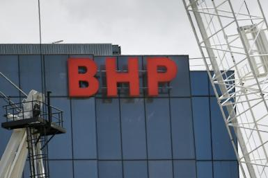 BHP has warned that demand for its products will likely dip as a result of the novel coronavirus outbreak