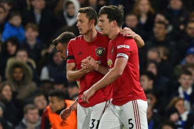 Manchester United captain Harry Maguire scored his first league for the club in the Chelsea victory