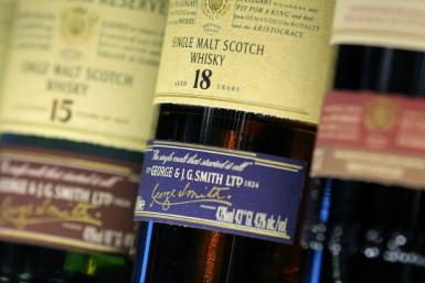 US tariffs are 'hitting Scotch whisky producers hard'
