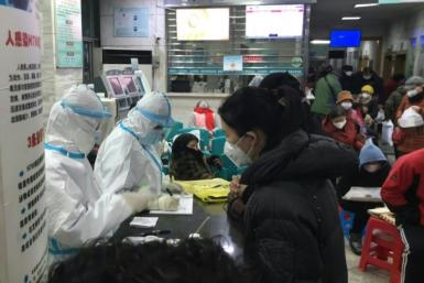 AND SOUNDBITES from Wuhan.N°1OO651The World Health Organization has warned against a global over-reaction to the new coronavirus epidemic following panic-buying, event cancellations and concerns about cruise ship travel, as China's official death toll ne