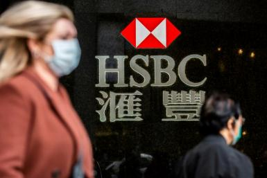 HSBC has been trying to lower costs as it faces a multitude of uncertainties caused by the grinding US-China trade war, Britain's departure from the European Union and now the deadly new coronavirus in China