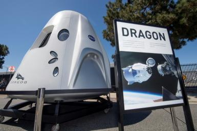 Tourists are to be carried on SpaceX's Crew Dragon capsule, which was developed to transport NASA astronauts and is due to make its first crewed flight in the coming months