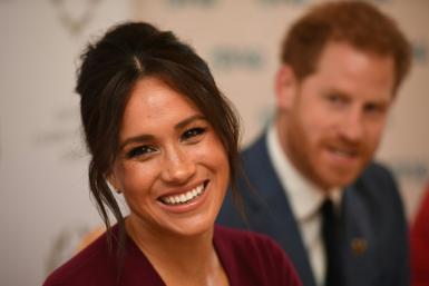 Harry and Meghan have been living in a luxury mansion on Canada's Pacific west coast with their baby son Archie since the New Year