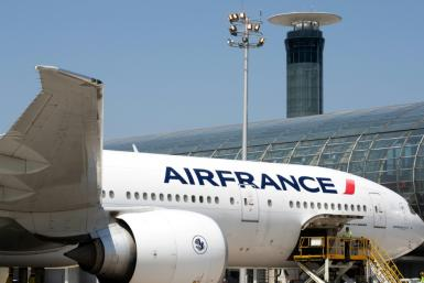 Air-France-KLM said the COVID-19 fallout was hitting receipts hard, days after the International Civil Aviation Organization forecast a possible $4-5 billion overall drop in worldwide airline revenue