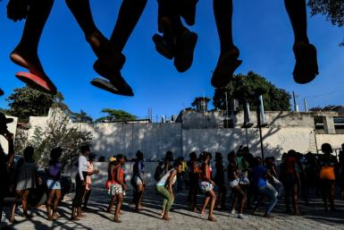 Dancers are practicing for Haiti's annual Carnival celebrations, but some say they should be canceled amid a wave of kidnappings and gang violence