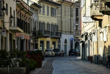 Codogno in the Lombardy region was labelled by health officials on Saturday as the epicentre of the new wave of confirmed cases in Italy's north