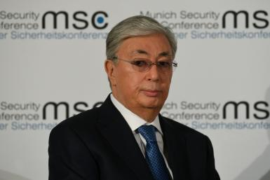Kazakh President Kassym-Jomart Tokayev pledged to reform laws governing freedom of assembly shortly after succeeding long-ruling Nursultan Nazarbayev as president last year