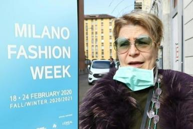 Fashion critics approve of Giorgio Armani's decision to hold its Milan Fashion Week show behind closed doors after Italy announced a spike in coronavirus cases and imposed lockdown measures in some areas. Italy has confirmed 132 cases of the virus, includ