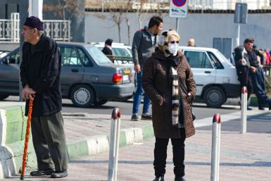 Iran's health minister, Saeed Namaki, said the treatment of COVID-19 cases would be free