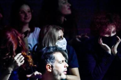 The Armani show was cancelled at Milan Fashion Week as Italy's coronavirus cases spiked