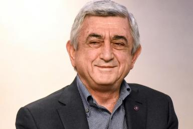 Former Armenian president Serzh Sarkisian was charged in December with organising an embezzlement scheme that allegedly helped enrich government officials