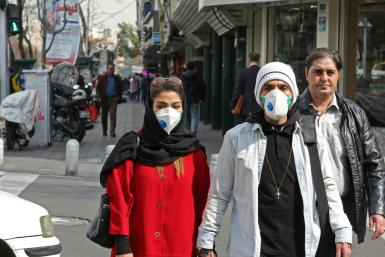 Iran has the highest death toll from the novel coronavirus outside of China