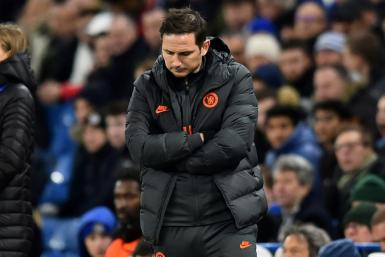 Reality check: Chelsea boss Frank Lampard