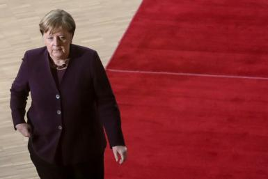 The outcome of the leadership vote could determine whether Angela Merkel can stay German chancellor until next year's elections