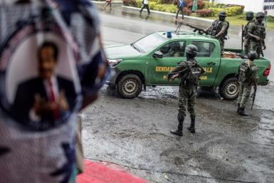 Two regions that are home to Cameroon's anglophone minority are in the grip of 29-month-old conflict between the armed forces and separatists. Rights watchdogs say atrocities and other abuses have been committed by both sides