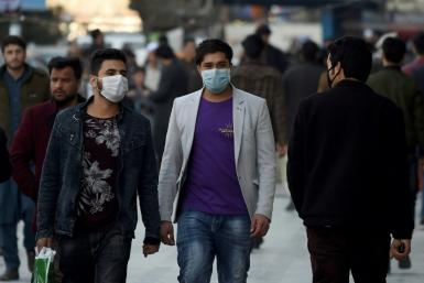 Afghanistan has one confirmed case of coronavirus -- a patient who had recently been in Iran where millions of Afghans live