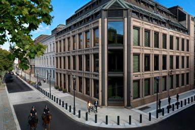 Norges Bank's Head Office, Oslo