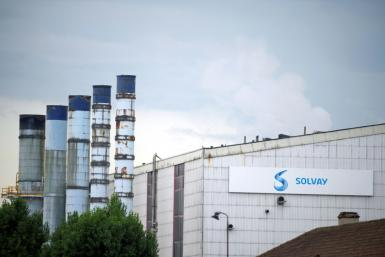 Solvay said its bottom-line net profit fell in 2019