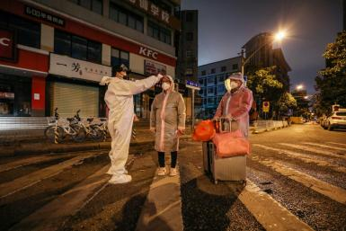 No country has yet asked the World Bank or International Monetary Fund for financial assistance to fight the coronavirus outbreak that began in China