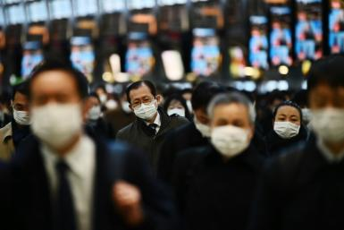The Japanese government is facing criticism for its decision to shut schools nationwide to battle the coronavirus outbreak