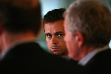 Elliott Management has acquired a stake in Twitter and wants to remove chief Jack Dorsey, pictured in August 2013