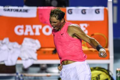Rafael Nadal will be the favorite to claim his third Acapulco title when he faces unseeded Taylor Fritz in Saturday's final
