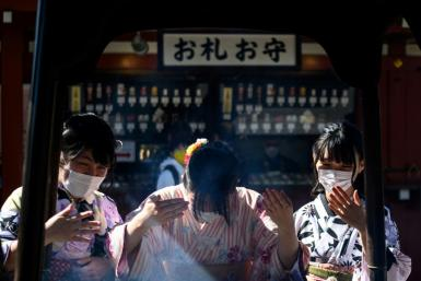 Japan has seen at least nine deaths linked to the coronavirus