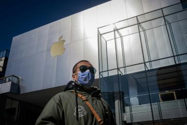 Apple's stores in China have been reopening as the country slowly gets back to work