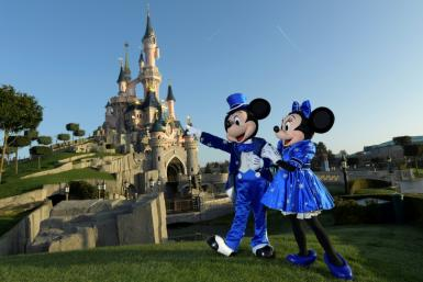 Disney is closing its giant theme parks in Florida, California and Paris over the coronavirus