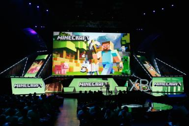 Minecraft is a hugely popular video game, with more than 170 million copies sold around the world