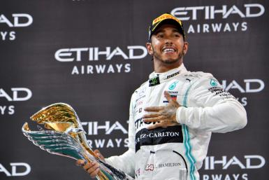 Lewis Hamilton is the reigning Formula One world champion