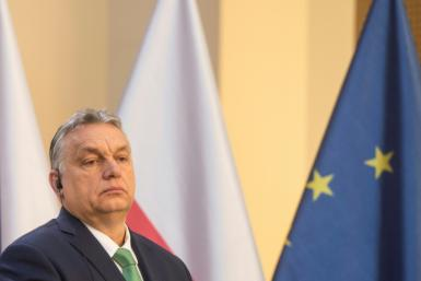 The bill, proposed by Hungarian Prime Minister Viktor Orban's right-wing nationalist government, would enable the administration to indefinitely extend the state of emergency and its associated powers of rule by decree