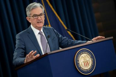 Federal Reserve Chairman Jerome Powell said the central bank still has ammunition to support the economy