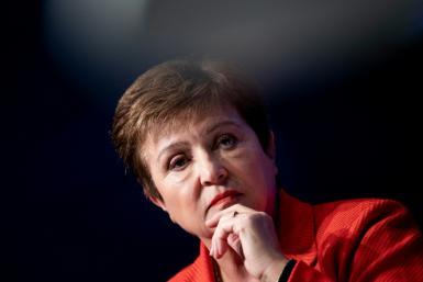 More than 80 countries, mostly of low incomes, have asked the IMF for help, the fund's chief Kristalina Georgieva says
