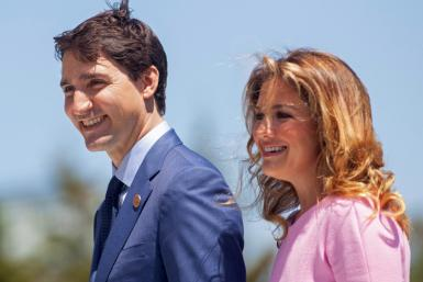 Sophie Gregoire Trudeau tested positive for the virus after returning from Britain, with her husband subsequently going into self-quarantine as a precautionary measure