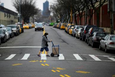 New York, home to the United Nations, has become the epicenter of the COVID-19 coronavirus in the United States