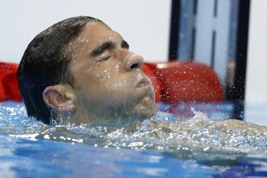Michael Phelps is one of several athletes who have suffered from depression