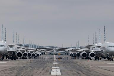 The airline industry is one of the sectors hardest hit by the coronavirus pandemic, and is seeking billions in state assistance