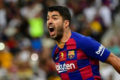 Luis Suarez says Barcelona players took time to reach a pay cut agreement because they were looking for the 'best solution'