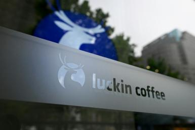 Luckin Coffee has apologised for a senior executive faking sales figures